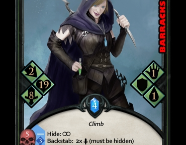 Elf and Goblin Cards